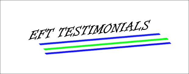 Testimonials Page For Mindful EFT